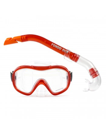Set buceo adulto gafas...