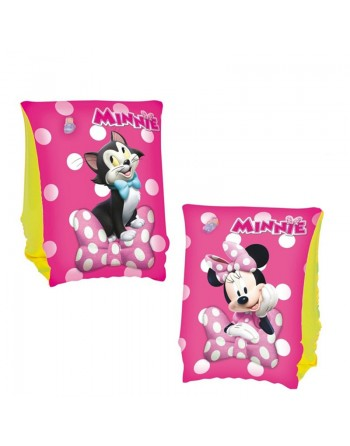 Manguitos infantiles Minnie...